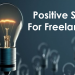 Positive Signs For Freelancing